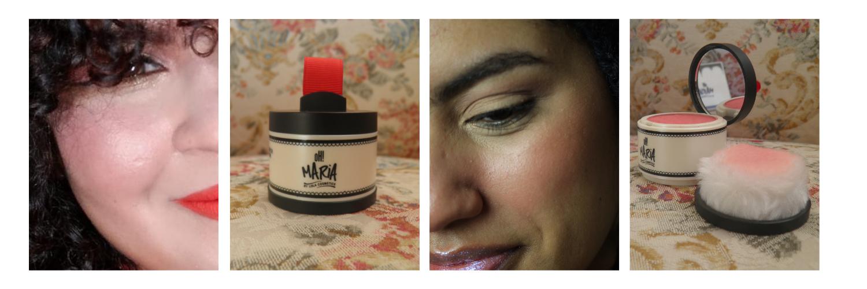Oh Maria Lola Cosmetics Oh Blush