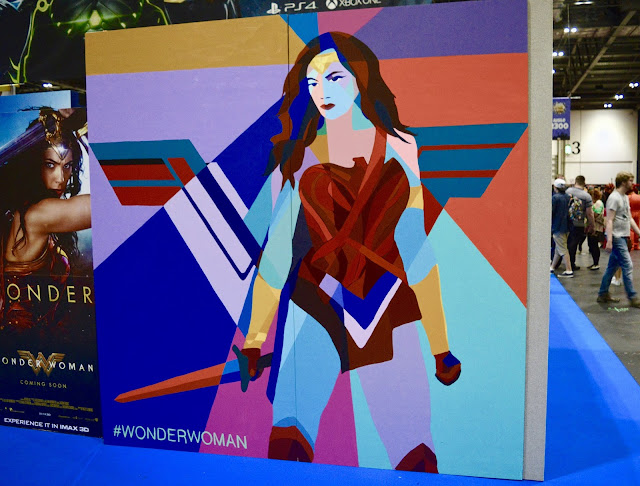 Wonder Woman MCM London Comic Con