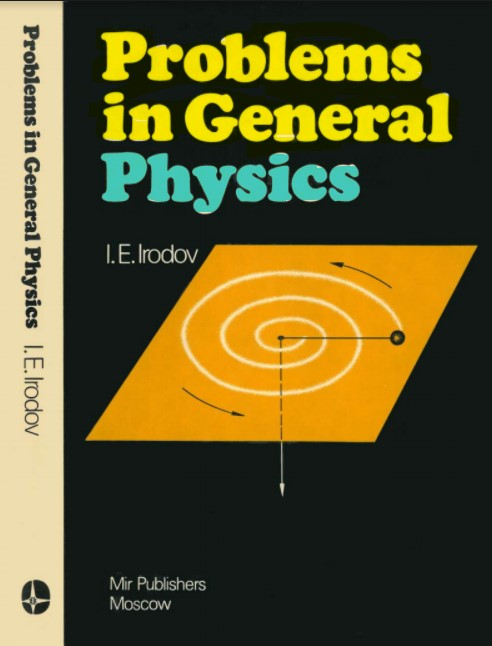 Problems in General physics and Solution I, E .Irodov in pdf
