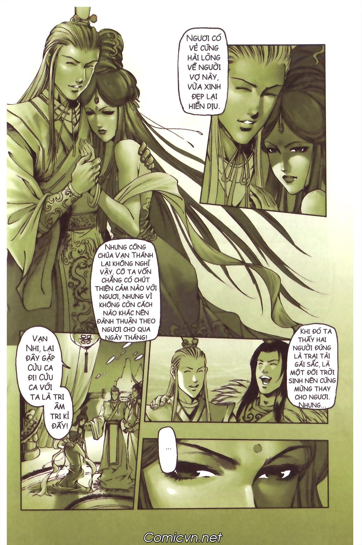 Tây Du Ký màu - Chapter 111 - Pic 27