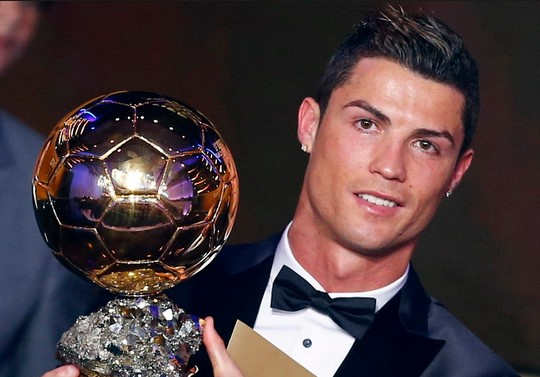 Cristiano Ronaldo Ballon Dor 2016