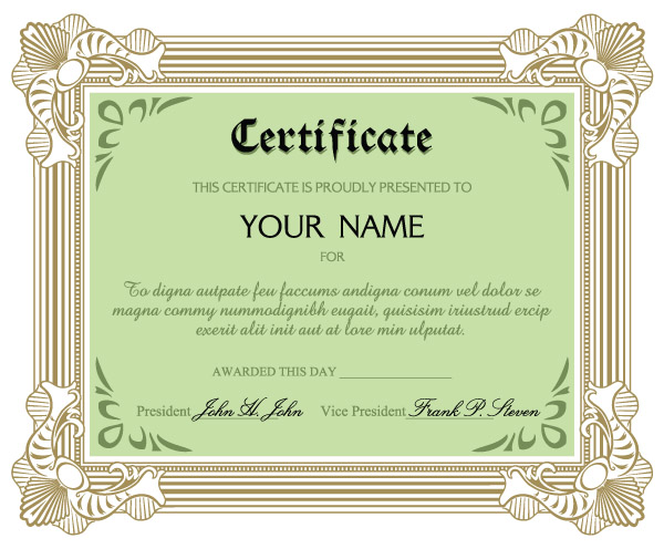 sports certificate format pdf - Acurlunamedia - school certificates pdf