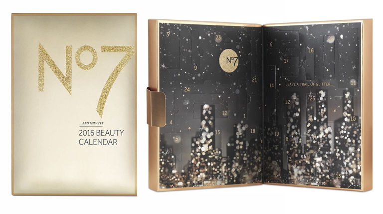 no7 advent calendar 2016