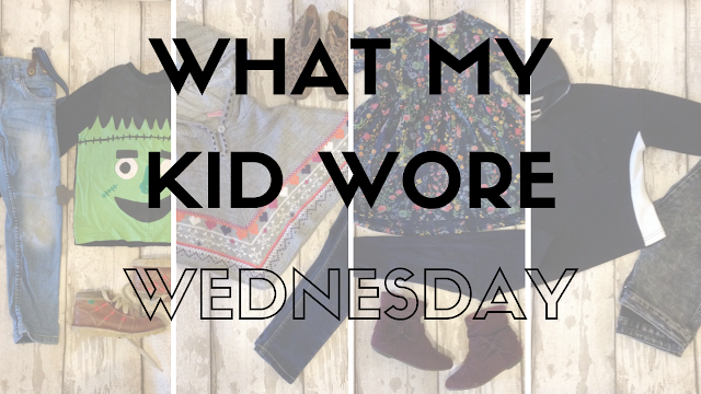 Charity Shop Fashion Finds For Kids