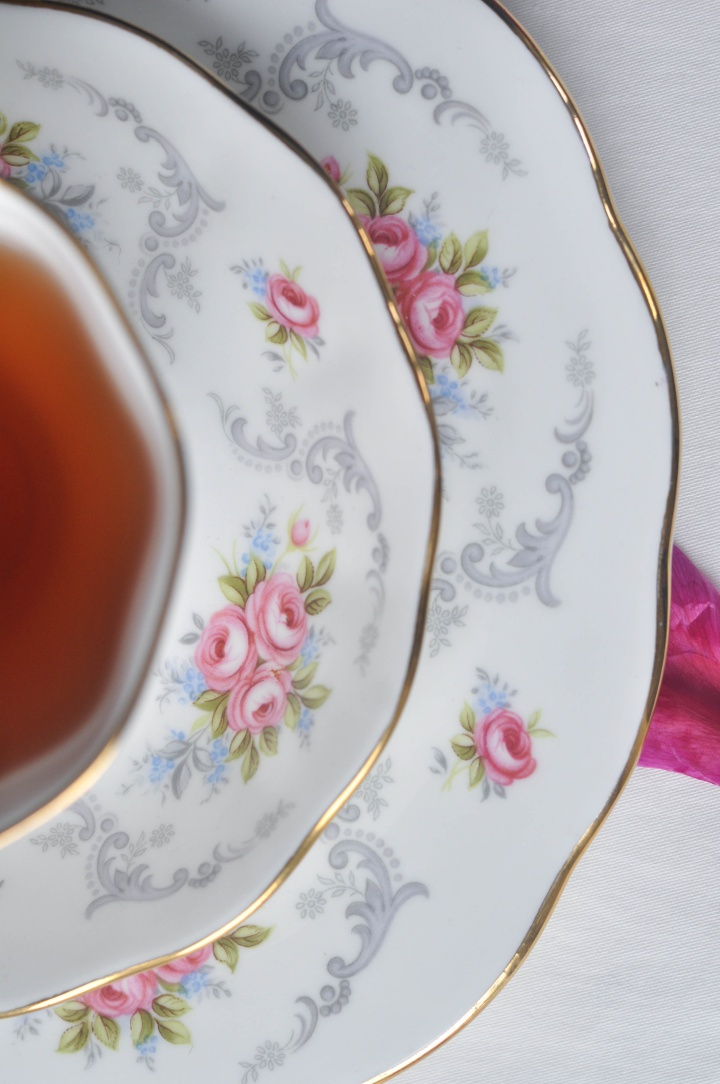 Fine China for a classic Afternoon tea