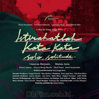 Sinopsis film Istirahatlah Kata-Kata (2016)