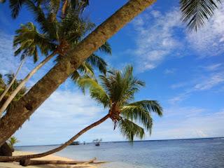 destinasi lintas sumatera pulau karang barus sumatera utara