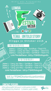Lomba Fotografi dan Infografis BEM KMFT UGM