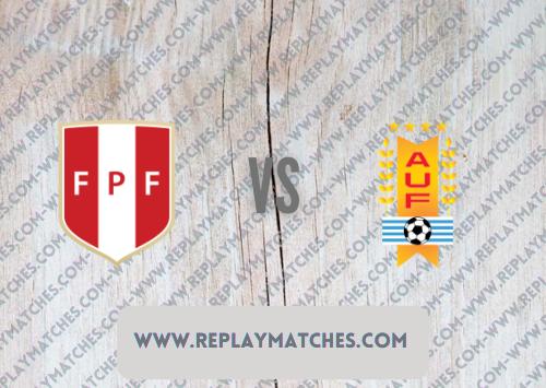 Peru vs Uruguay -Highlights 03 September 2021