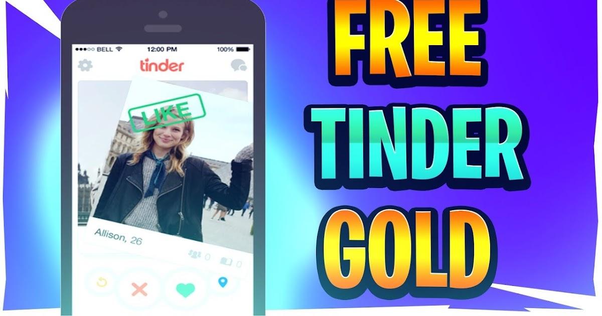 Free tinder plus code 2018
