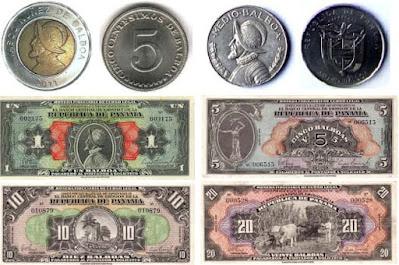 Panama Balboa_united states dollar