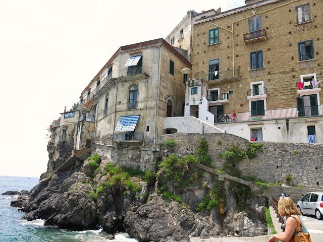 Minori på Amalfi-kusten