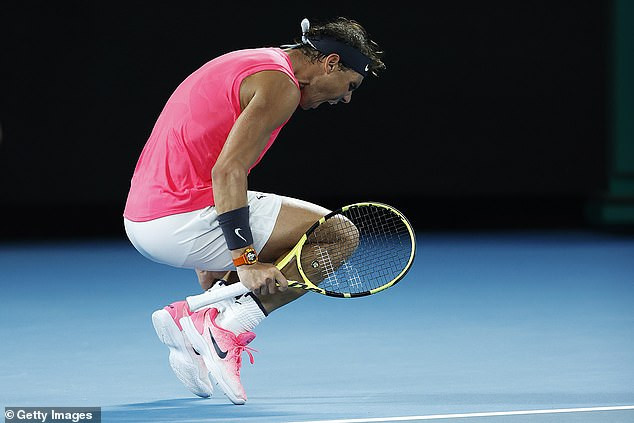 World No.1 Rafael Nadal crashes out of the Australian Open after losing to Dominic Thiem