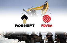 Afiliado de Rosneft libre de sanciones aumenta las exportaciones de petróleo de Venezuela