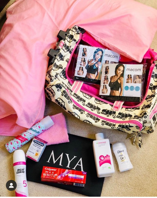 Breast Augmentation with MYA (Make Yourself Amazing)
