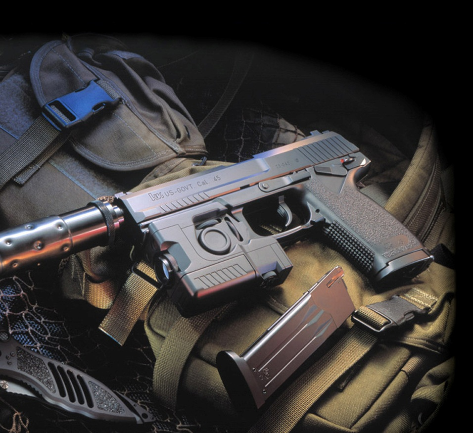 HD Wallpapers: Guns