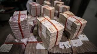 سعر صرف الليرة التركية  أمام العملات الرئيسية الثلاثاء 14/1/2020