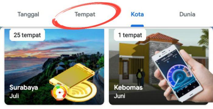 Cara Setting Maps Gojek