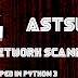 Astsu - A Network Scanner Tool