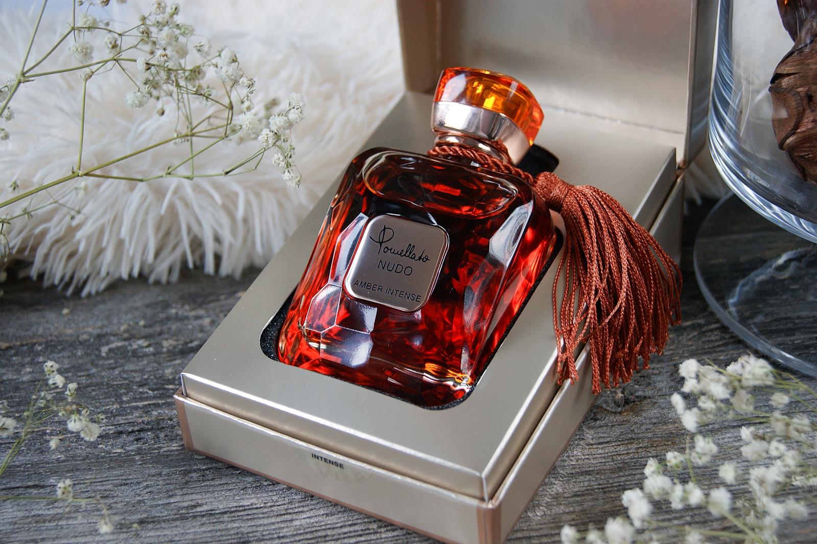 Pomellato Nudo AMBER INTENSE | Perfumy marki biżuteryjnej