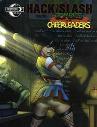 Hack/Slash Meets Zombies vs. Cheerleaders Comic