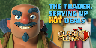 Trader of Clash of Clan
