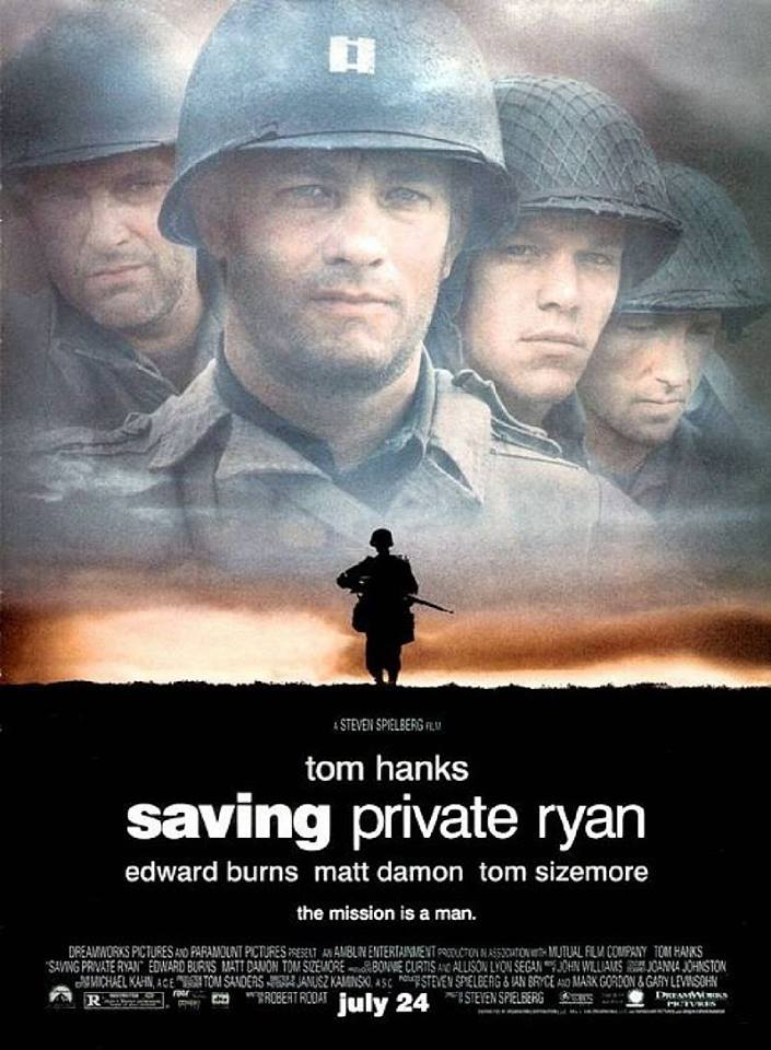 a comparison of pearl harbor and saving private ryan