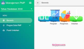 cara mengetahui hasil pengiriman online EDS PMP 2019