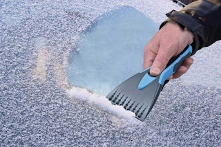 How to Defrost Your Windshield In Less Than 1 Minute