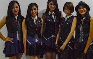 JKT48 wants involved in Indonesia FIFA U20 World Cup