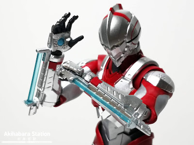 Review del S.H.Figuarts Ultraman - The Animation - (Netflix) de Tamashii Nations.