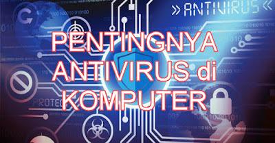 Pentingnya Antivirus di Komputer