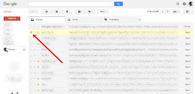 Gmail Mute - check button