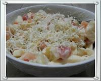 Resep Salad Buah Keju Mayonaise Untuk Diet