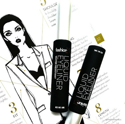 Fashion 21 Water Resistant Liquid Eyeliner Review