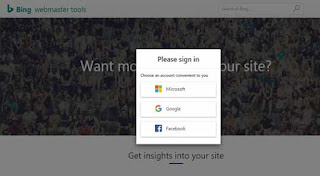 Sign up with Microsoft account