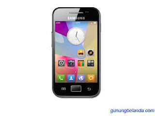 Cara Flashing Samsung Galaxy Ace (Latin) GT-S5830L