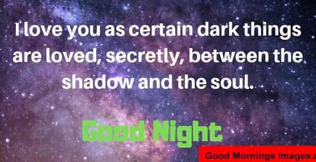 Good Nights, Sweet Dreams