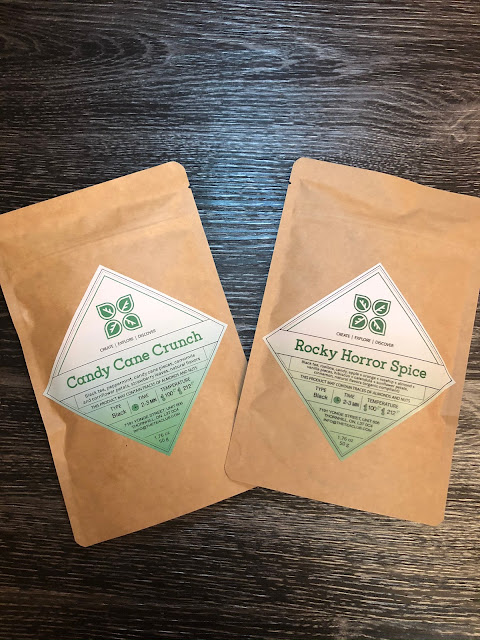 Dollar Tea Club 3 Samples for 1$ February Haul (Explorer Subscription)