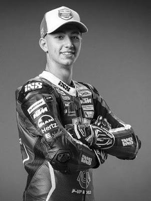 RIP, Jason Dupasquier Pebalap Moto3 Meninggal Karena Kecelakaan Balap