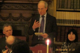 Tory MP Peter Lilley