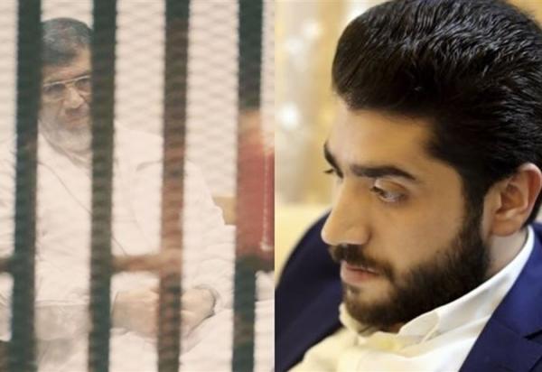 """وفاة """"عبدالله مرسي"""" نجل الرئيس المصري الراحل """"محمد مرسي"""""""