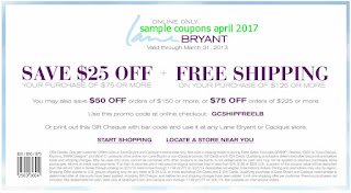Lane Bryant coupons for april 2017