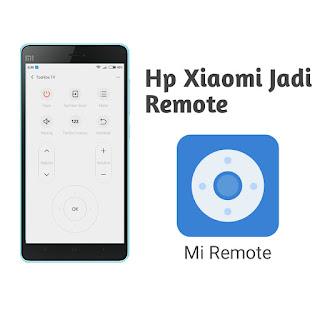 Cara Membuat Hp Android Xiaomi MIUI 8 Menjadi Remote Segala Macam Perangkat Elektronik