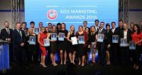 Ολοκληρώθηκε το σεμινάριο marketing της UEFA και απονεμήθηκαν τα βραβεία 2016