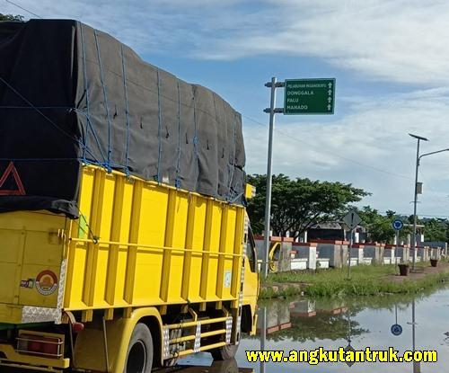 Sewa Truk Surabaya Makassar Murah