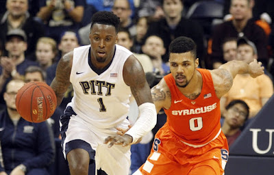 NCAAB : Syracuse, Pittsburgh Kick Off ACC Tournament