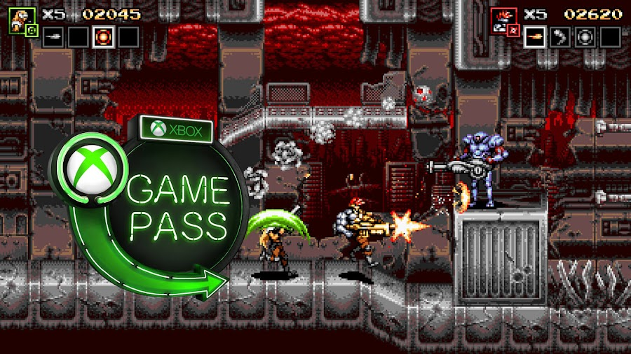 xbox game pass 2019 blazing chrome xb1