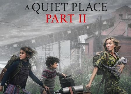Download A Quiet Place Part 2 (2021) English 720p + 1080p + 2160p WEB-DL ESub