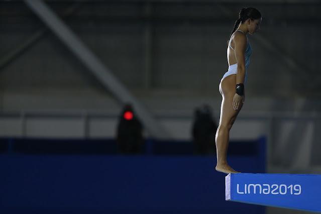 Pan Lima 2019 Ingrid Oliveira